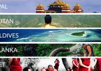 Places to visit – Indian Subcontinent!!