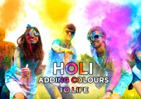 Holi – Adding Colours to Life