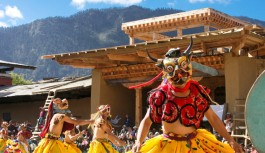 "Bhutan – Why is it called:""Land of dragon"""