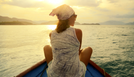 Women-friendly 5 places for solo trips in India!!