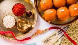 RakshaBandhan – A day that marks the sacred bond of brother and sister