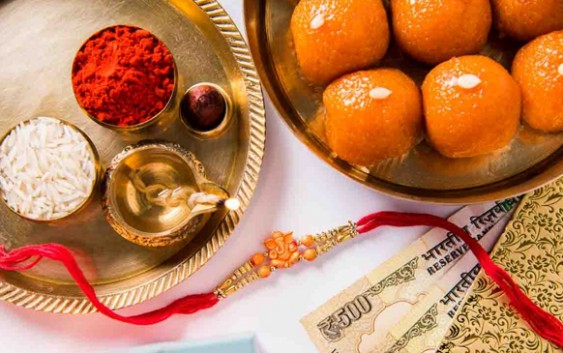 RakshaBandhan – A day that marks the sacred bond of brother and sister