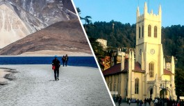 Must visit Hill stations in North of India