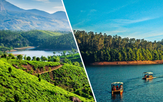 3 Must visit Hill stations in South India