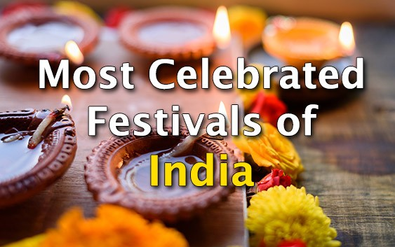 Most celebrated Festivals of India, Month wise (January to March)