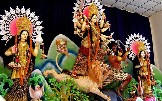5 Cities in India, Where Durga Puja is Celebrated with Great Enthusiasm