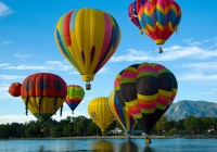 Top 5 Places to take Hot Air Balloon Rides in India