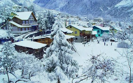 sikkim-winter