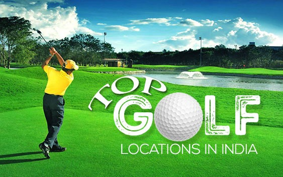 Top Golf Locations in India